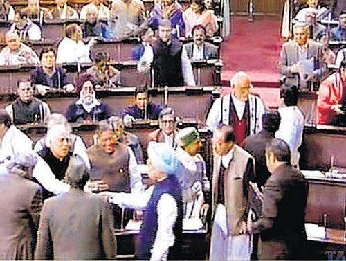 RS approves Lokpal Bill