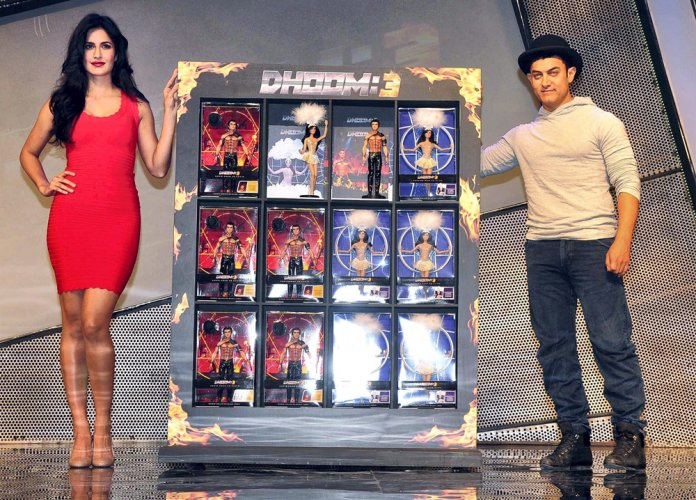 Will viewers splurge Rs.900 to watch 'Dhoom 3'?