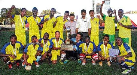 Acharya emerge champions