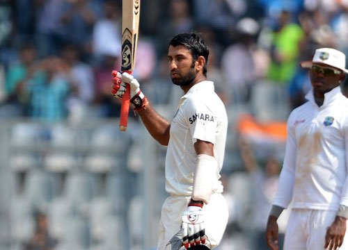 Pujara slips to 7th in ICC Test rankings