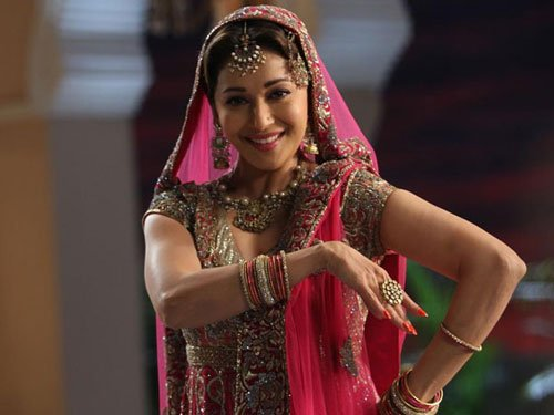 Myth that married women don't get film roles: Madhuri