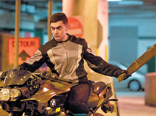 Aamir all the way, but not much else