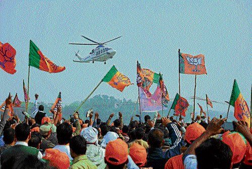 'BJP stands for Dalits too'