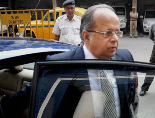 Ganguly complains to CJI, says not addressed correctly by SC