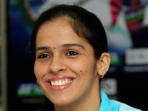 Saina to skip few tournaments in 2014 to focus on fitness
