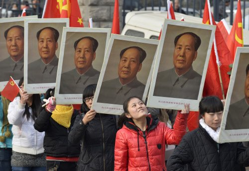 120 years after birth, Mao's presence lingers