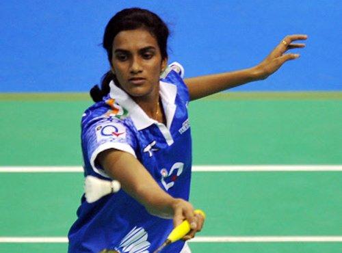 Sindhu, Srikanth win national badminton titles
