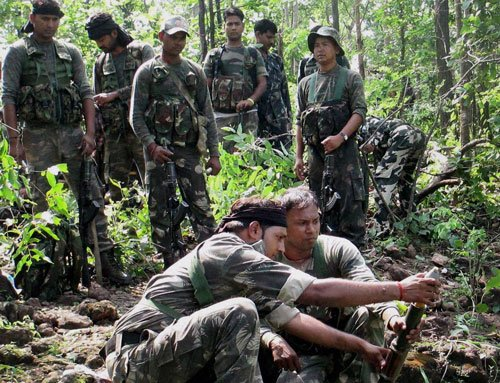 Security up in Bihar after Maoist attack warnings