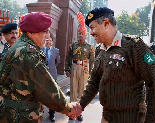 After 14 years, key Pakistani, Indian army commanders meet