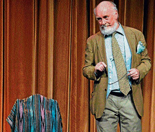 Peek into the world of Bernard Shaw