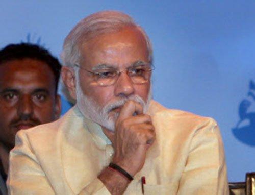 Cong MPs write to Shinde, seek probe into Modi snoopgate case