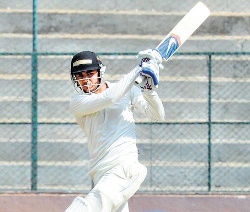Pandey props up Karnataka