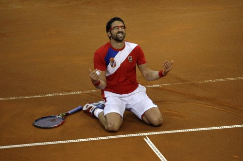 Injured Tipsarevic pulls out of Chennai Open