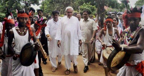 Odisha intelligence chief transferred over protest row