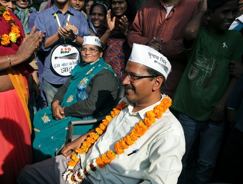 Kejriwal questions CNG price hike, says auto fares may be reviewed