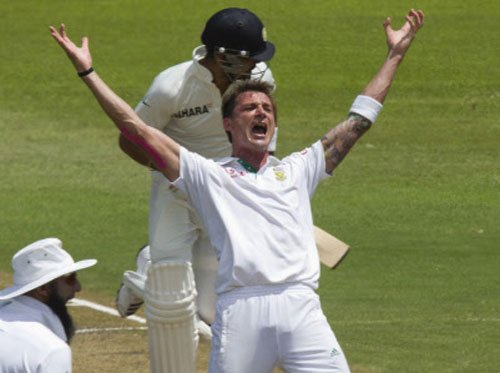 Will do everything to win it for Kallis: Steyn