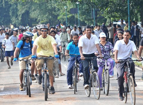 Pro-bicycle campaign enters next stage