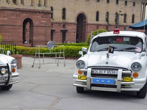 Ministers, officials won't use red beacon