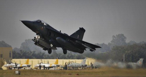 500 sorties for Tejas this year