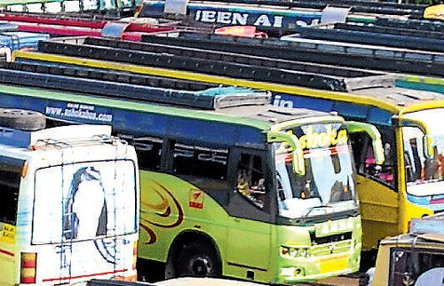 80 per cent private buses violate MV Act