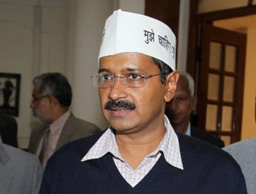 Kejriwal unwell, works from home
