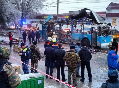 Second attack on Russia caused by suicide bomber, toll up to 14