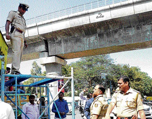 Security beefed up for New Year revelry