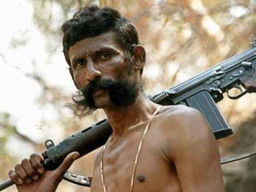 Veerappan's aides involved in red sanders wood smuggling?