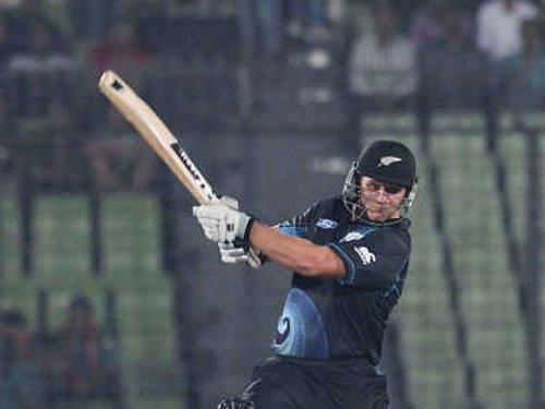 NZ's Anderson scores fastest ODI century