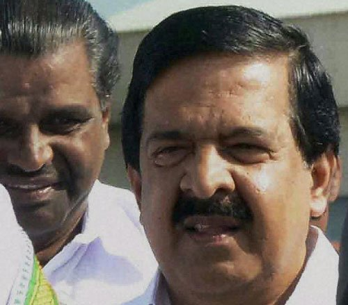 Chennithala joins Chandy cabinet