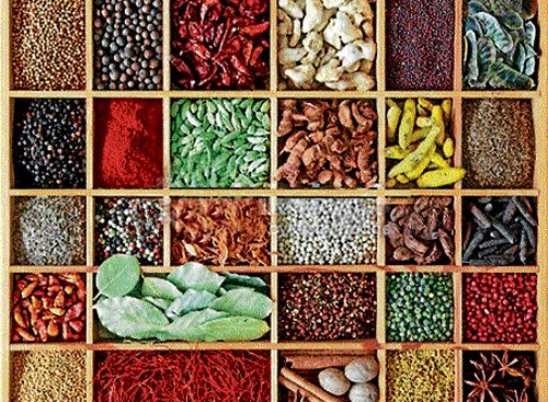 Spices to keep you warm