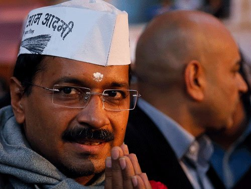 Kejriwal to face crucial confidence vote today