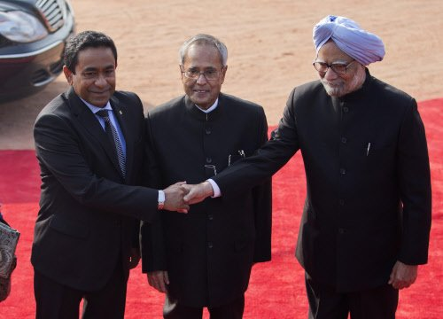 India, Maldives to amicably resolve GMR issue