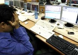 Sensex falls 37 pts in the third day of losses; IT stocks shine