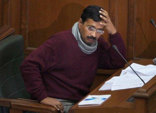 Who cares who becomes PM: Kejriwal