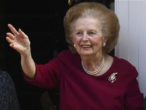 Thatcher visited hairdresser 120 times in 1984: diary