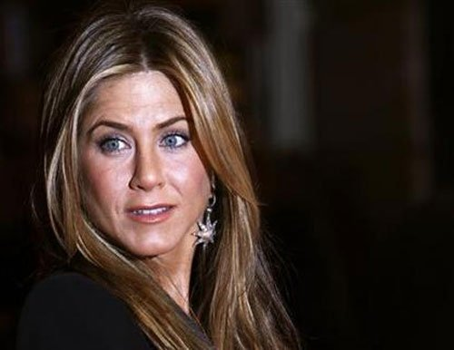 Aniston splurges for youthful look every month