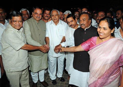 BJP may revoke suspension of two Lok Sabha members