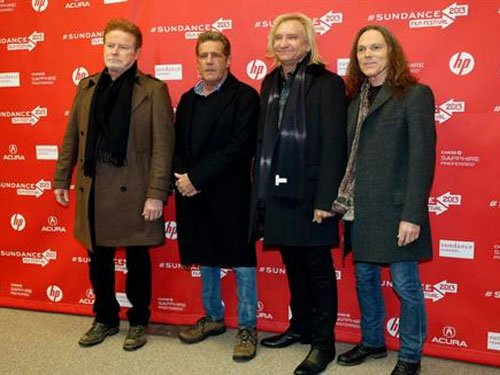 Eagles' Hotel California has world's largest record