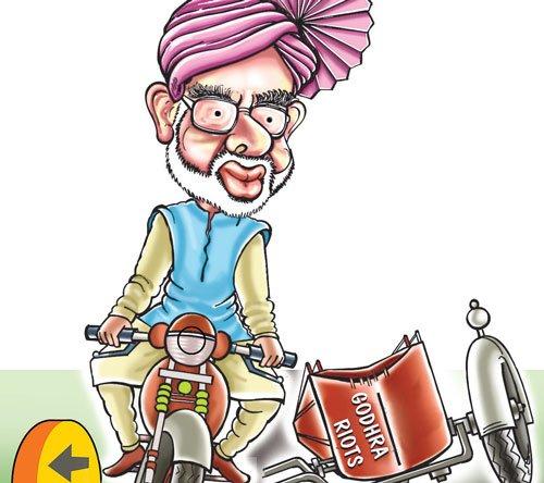 Tainted image to haunt Modi
