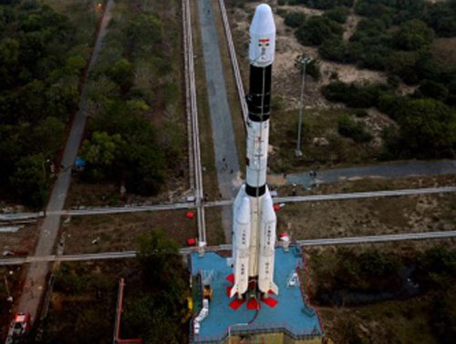 GSLV set to take off  today