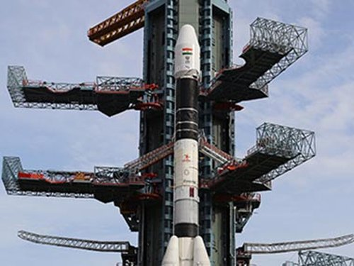 GSLV D5 with indigenous cryogenic engine successfully launched