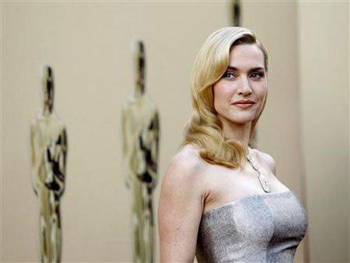 I prefer natural look: Kate Winslet