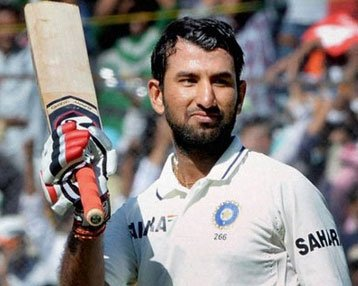 Pujara moves up in ICC Test rankings