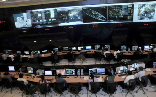 ISRO carries out 1st orbit raising manoeuvre of GSAT-14