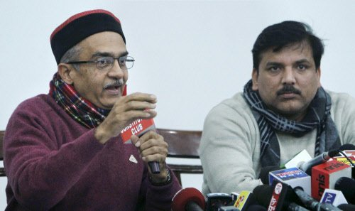 Didn't challenge Kashmir's accession to India: Bhushan