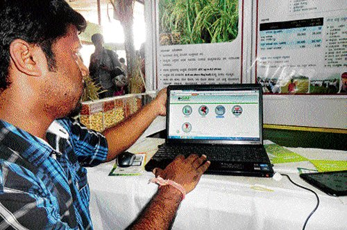 An e-dawn for farmers