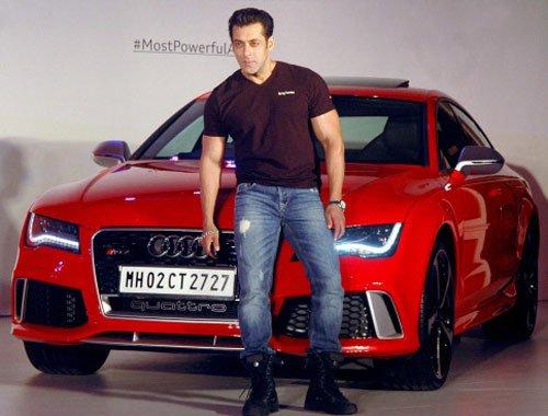 Audi is common man's car too: Salman