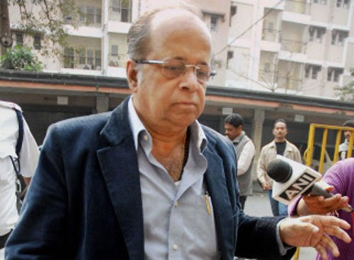 WB Governor accepts A K Ganguly's resignation