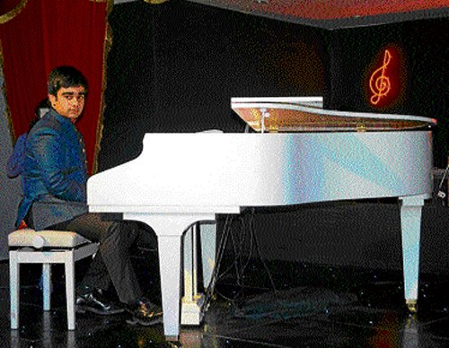 'Piano is my passion, I don't  want to earn money from it'
